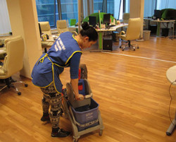 Cleaning Office in Paddington