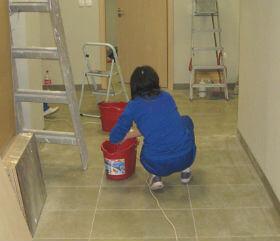 Builders Clean Up
