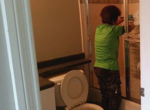 Bathroom Cleaning Paddington